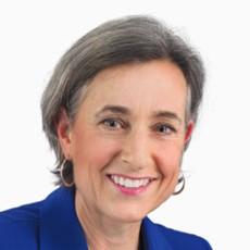 Stadträtin Angelica Cavegn Leitner